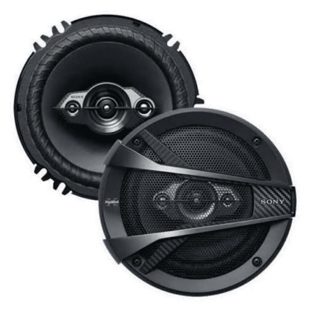 """Sony XS-XB1641 4 Way Speakers, 6.5"""""""