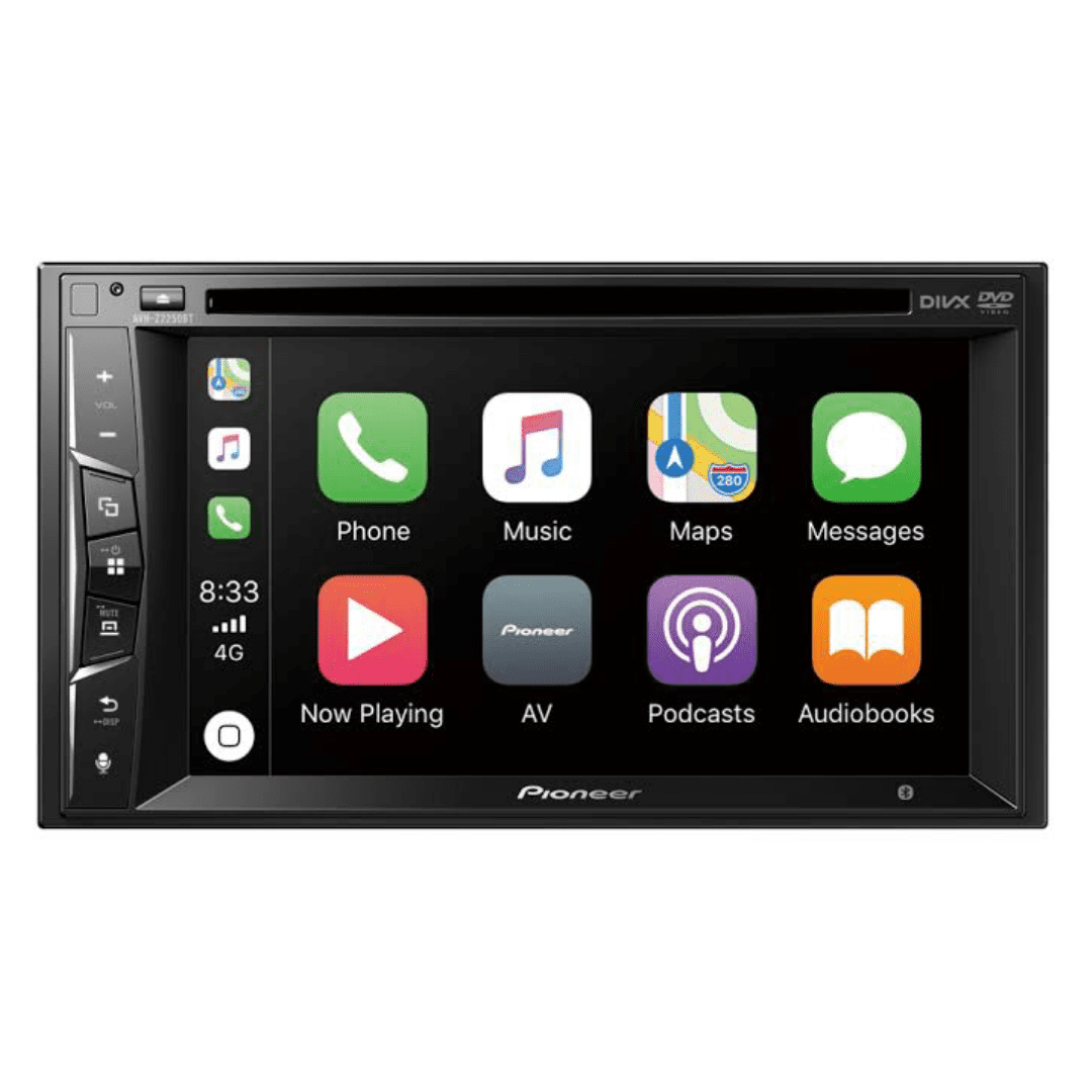 Pioneer AVH-Z2250BT Car Radio with Bluetooth