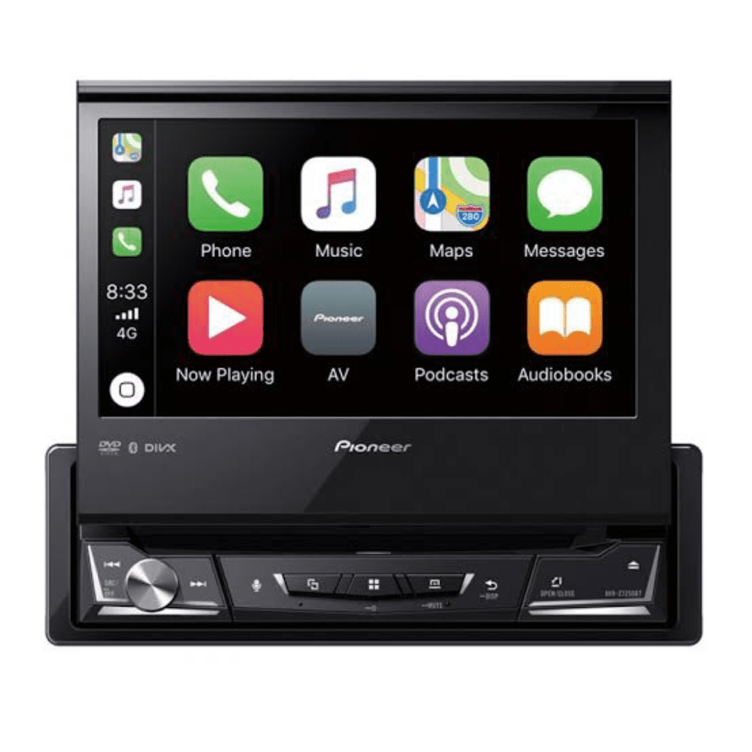 Pioneer AVH-Z7250BT pioneer Car radio system with Android Auto.