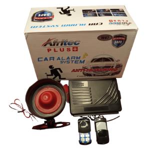 Afritec Car Alarm with Antihijack