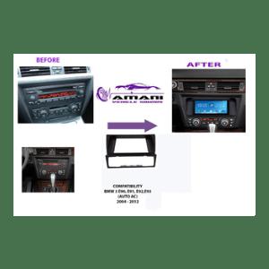 BMW 3 Series (E90-E93) radio console