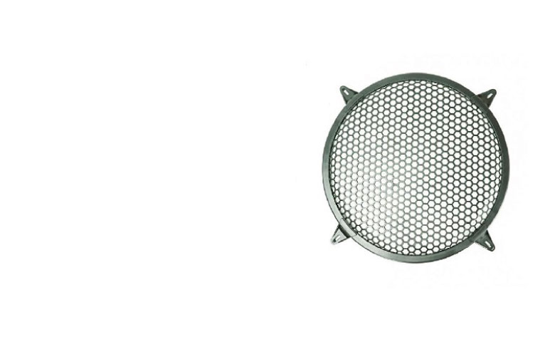 Car Subwoofer Protective Grille 12 In