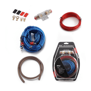 Car Music System Wiring Kit