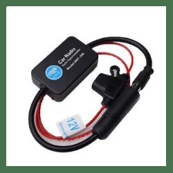 Car Radio FM Signal Amplifier