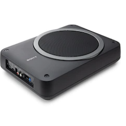 Compact Powered Subwoofer XS-AW8