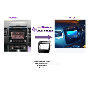 Console for 2002 to 2011 VW Touareg