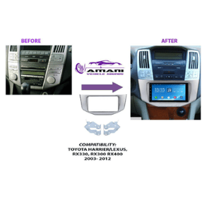 Console for Toyota Harrier & Lexus