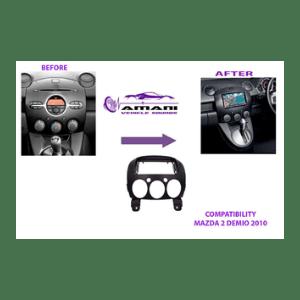 Dash Kit Fascia for Mazda Demio 2007