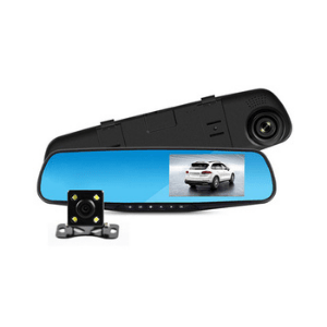 Dual recording Dashcam