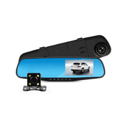 Dual recording Dashcam