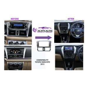 Fascia Panel for Toyota Vitz 2013+