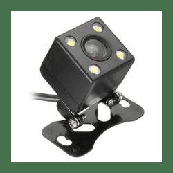 HD Square Reverse Camera