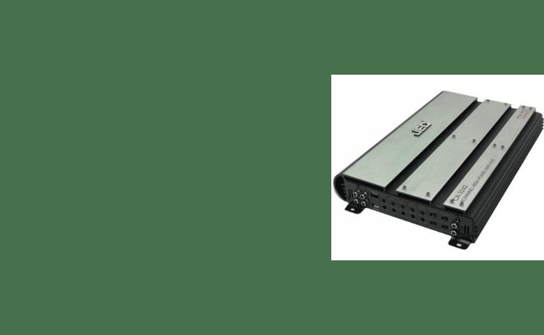 High Power Car Amplifier CA-3242