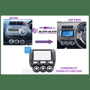 Honda Jazz City Radio Conversion Kit