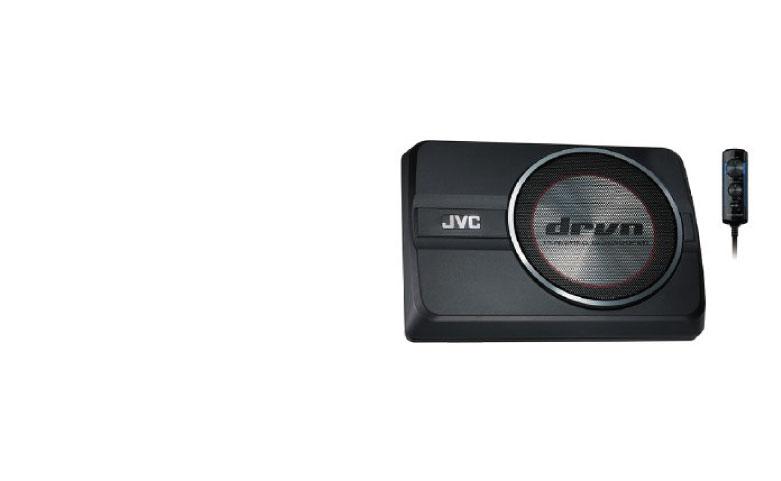 JVC CW-DRA8 Underseat Subwoofer