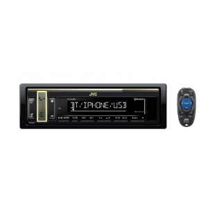 JVC Bluetooth Radio Receiver with USB