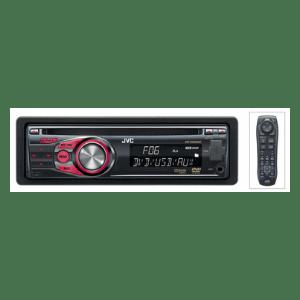 JVC KD-DV5606  Car Radio system