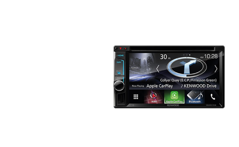 KENWOOD DNX5170SM Car Stereo with Navigation