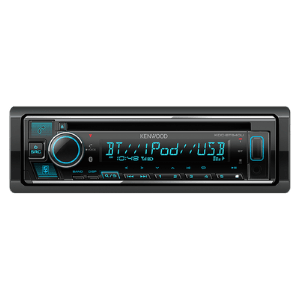 KENWOOD KDC-BT640U Bluetooth Radio