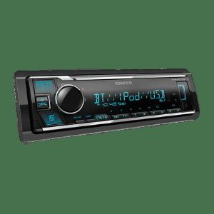 KENWOOD KMM-BT306 Car Radio with Bluetooth