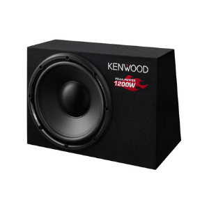 Kenwood Boxed Subwoofer KSC-W1200B