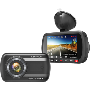 Kenwood DRV-A201 Car recording Camera