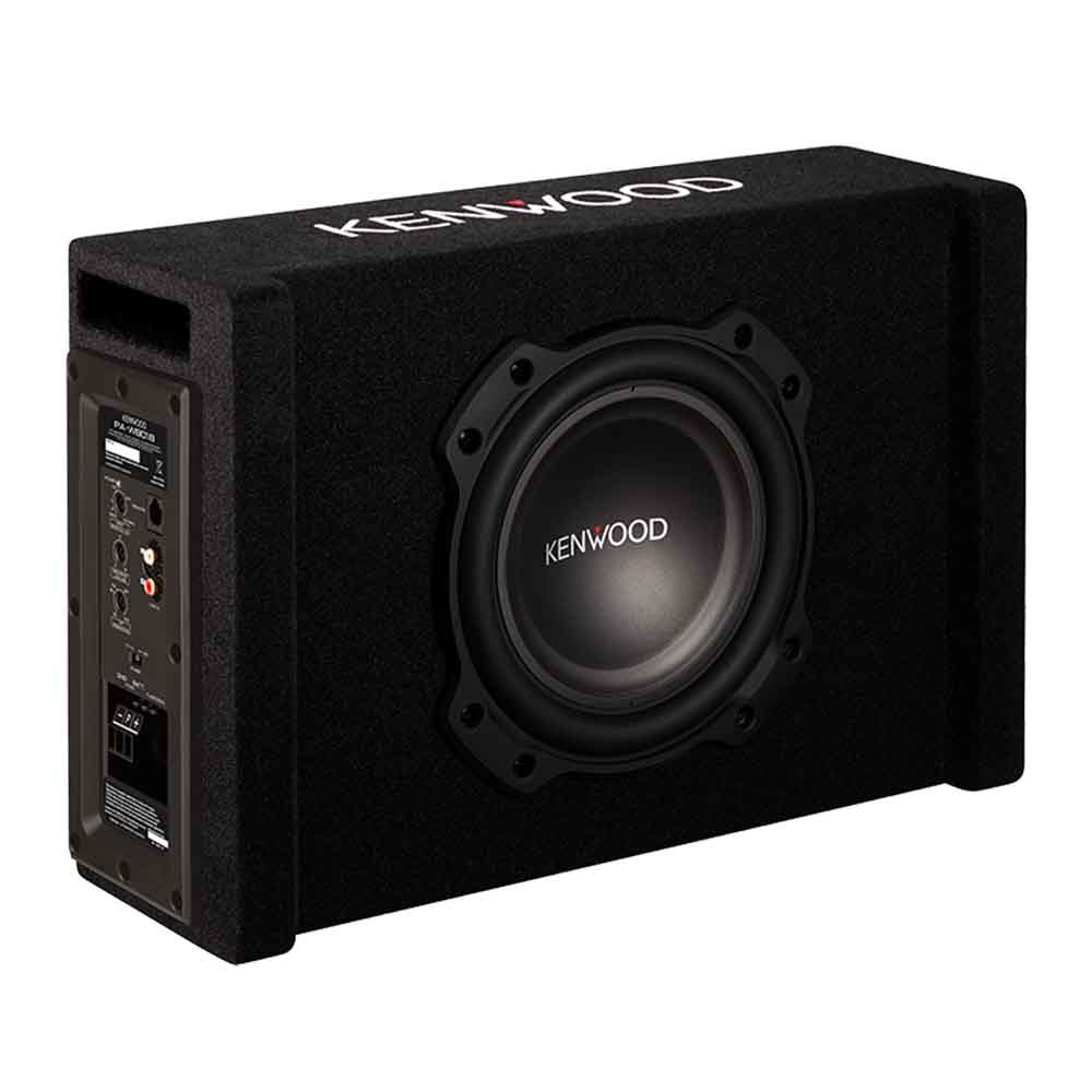 Kenwood Powered Subwoofer PA-W801B