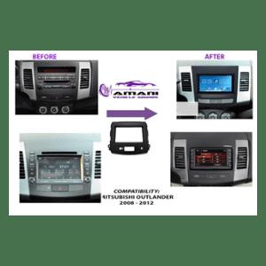 Mitsubishi Outlander Radio Console