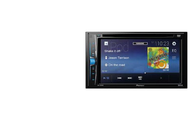 Pioneer AVH-A105DVD Car Radio DVD player