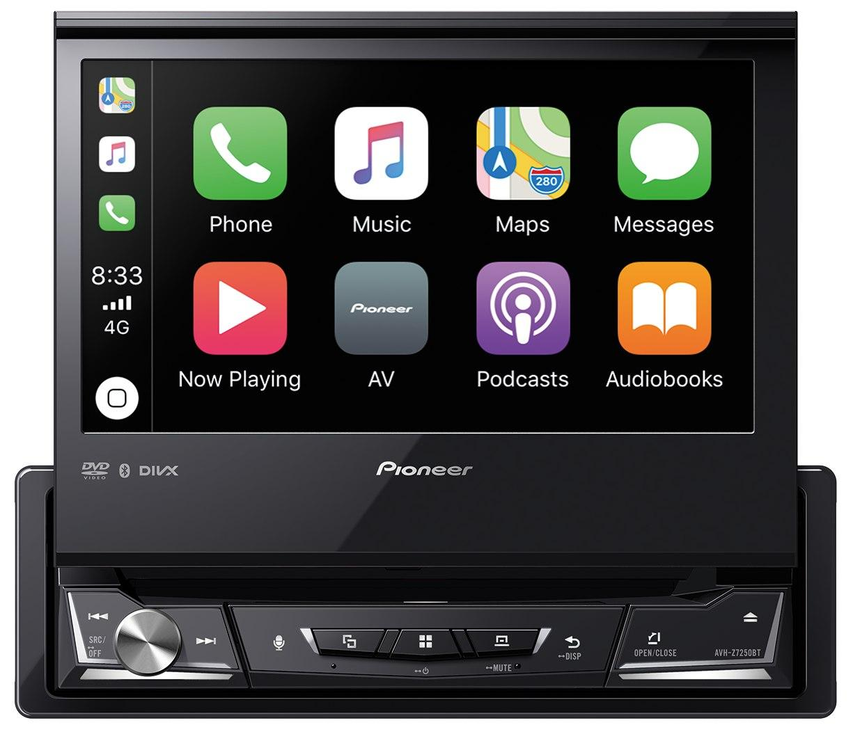 Pioneer AVH-Z7250BT pioneer Car radio system with Android Auto