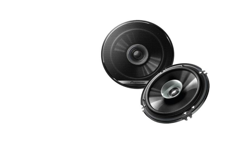 """4"""" Pioneer Dashboard Car Speakers"""