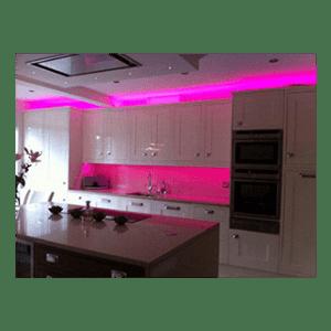 Pink Decorative  LED Strip lights