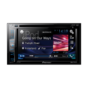 Pioneer AVH-X395BT DVD Player Radio