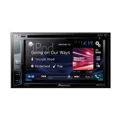 Pioneer AVH-X395BT DVD Player Radio