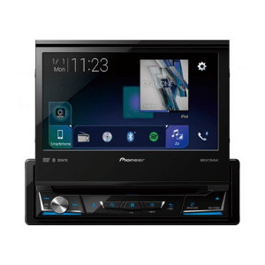 Pioneer AVH-Z7250BT Retractable radio