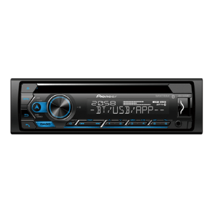 Pioneer DEH-S4250BT Bluetooth Radio