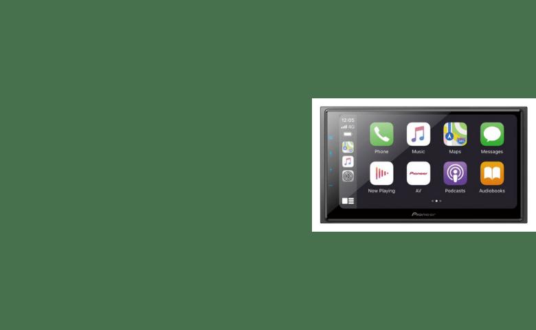 Pioneer DMH-Z6350BT 6.8″ Multimedia