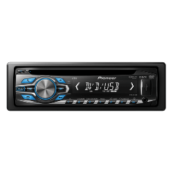 Pioneer DVH-345UB car DVD Player.