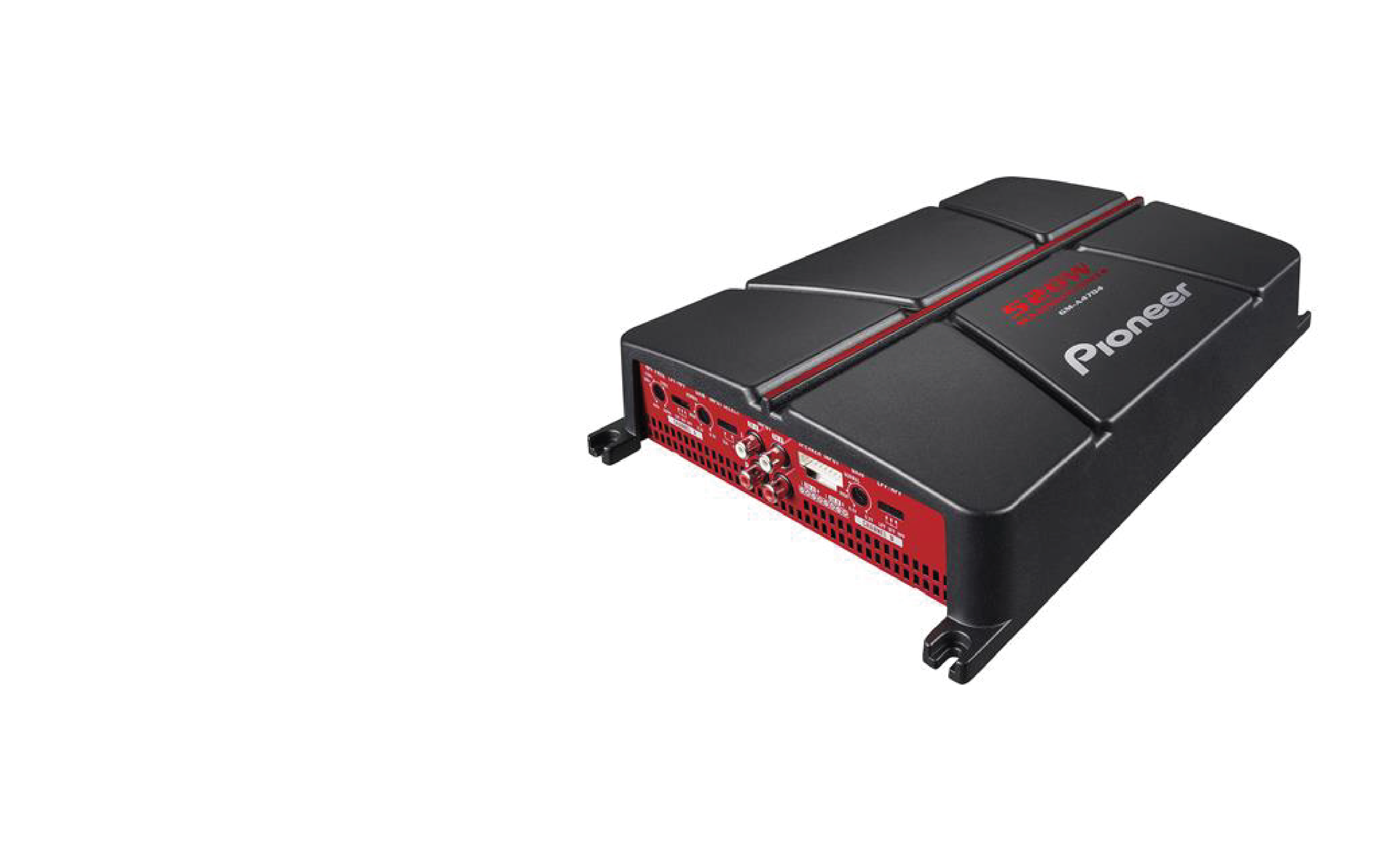 Pioneer GM-A6704 4 Channel Amplifier