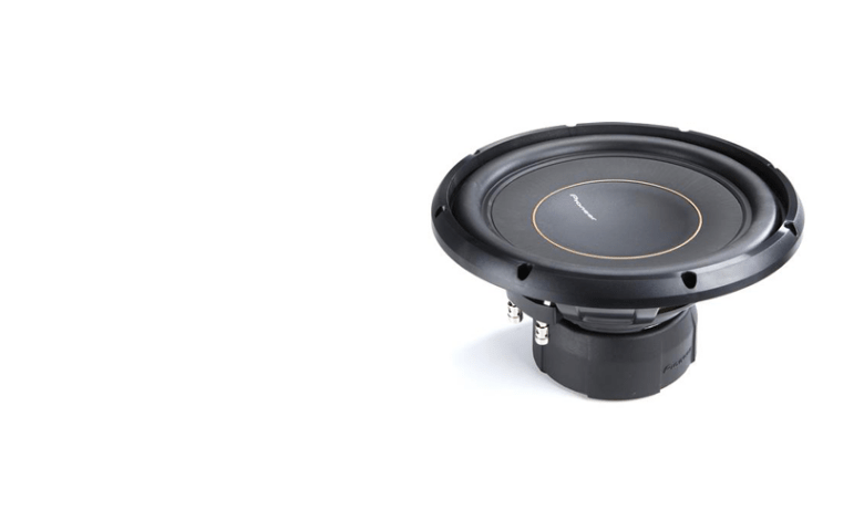 Pioneer TS-D12D2 Double Coil Bass Spe