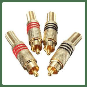 RCA Jack Connectors
