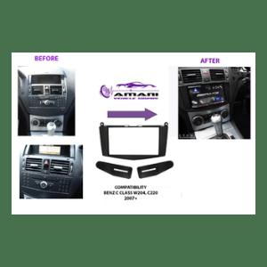 Radio Console Mercedes Benz (w204)