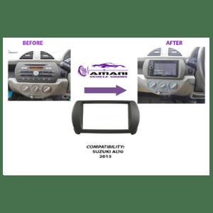 Radio Console for 2013 Suzuki Alto