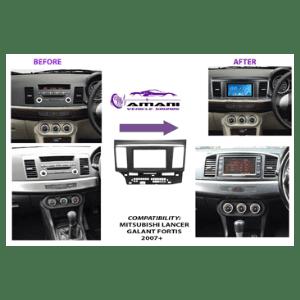 Radio Conversion Kit for Mitsubishi