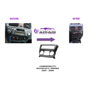 Radio Conversion kit for Nissan B15