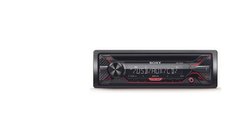 Sony Car Radio CDX-G1200U