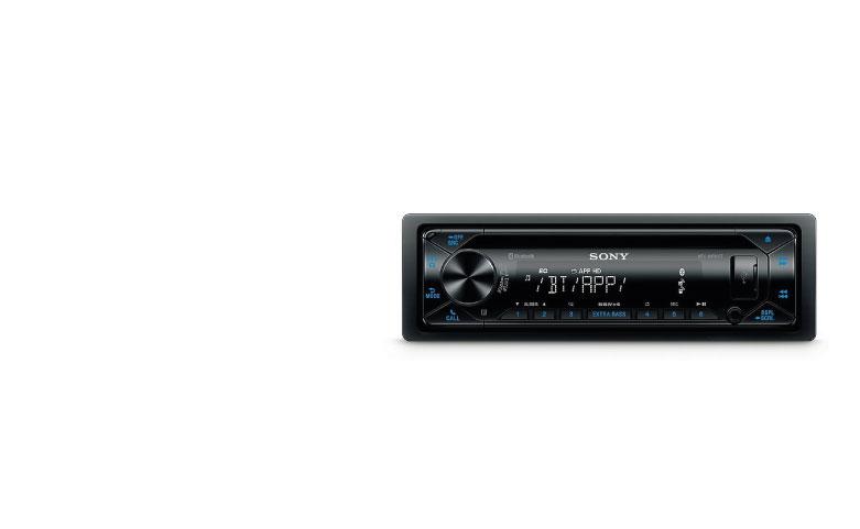 Sony MEX-N4300BT  Car Stereo with Bluetooth.