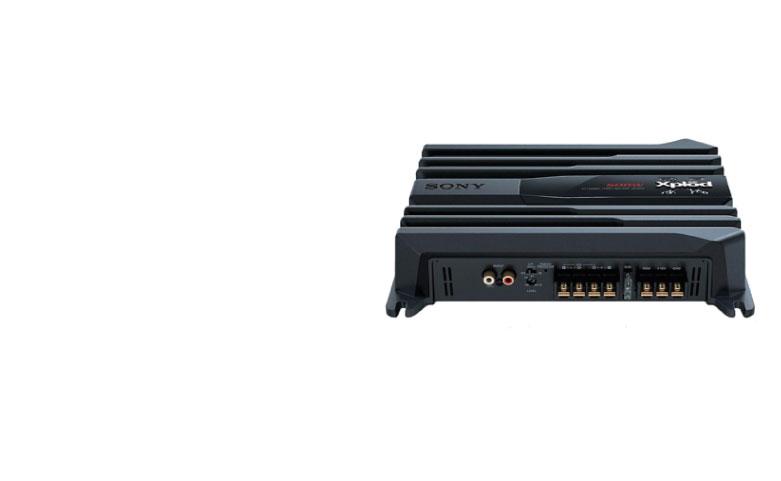 SONY XM-N502 2 Channel Amplifier