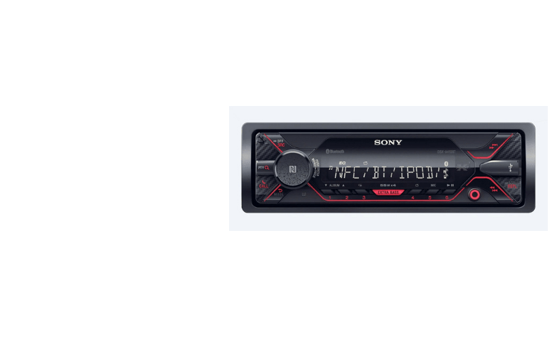 Sony Bluetooth car stereo DSX-A410BT