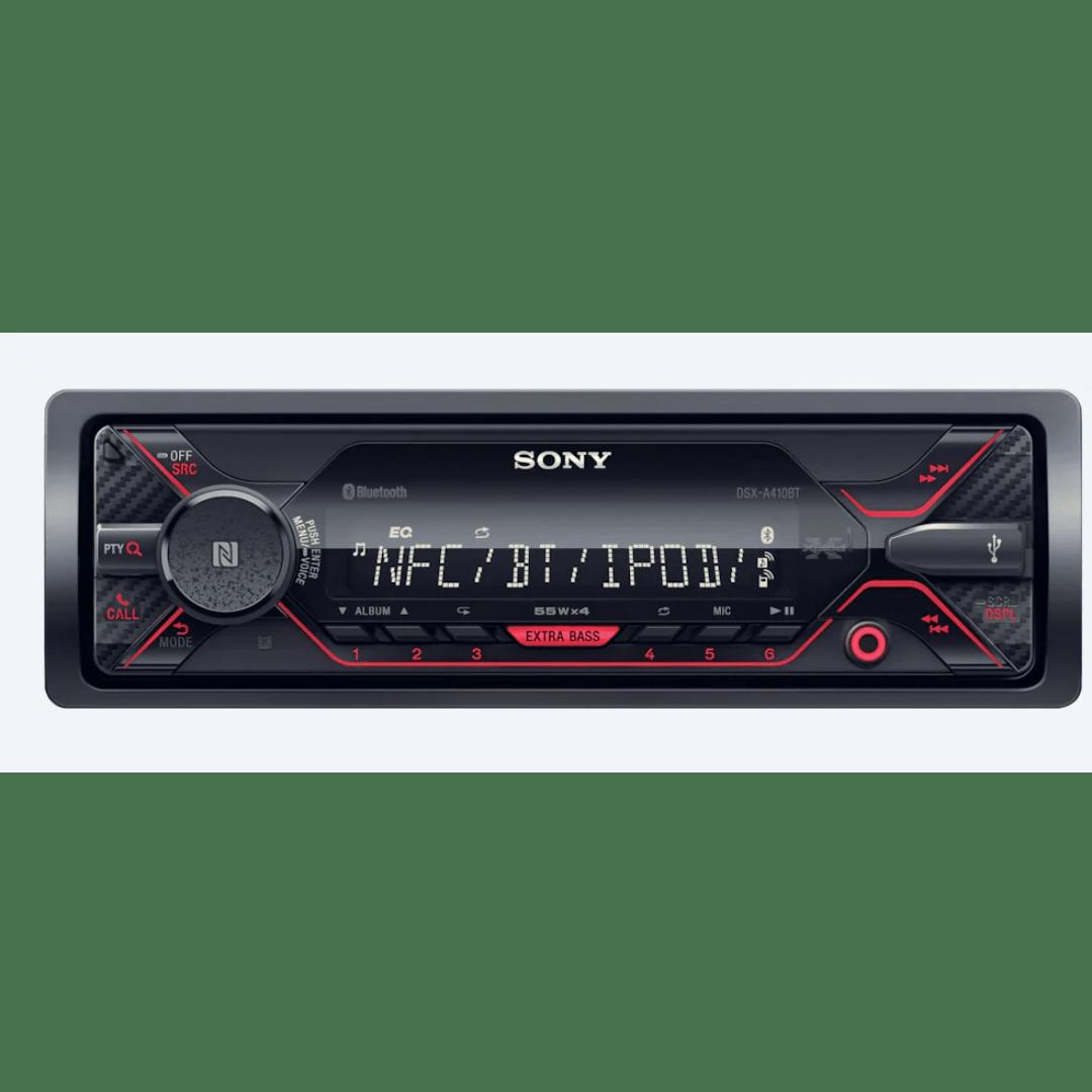 Sony Bluetooth car stereo DSX-A410BT